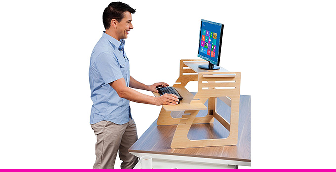 best adjustable standing desk