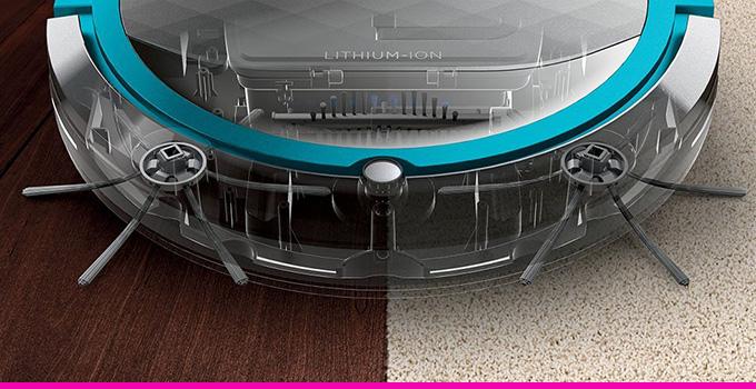 ten best robot vacuum cleaners 2018. Black Bedroom Furniture Sets. Home Design Ideas
