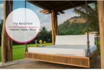 Best firm mattress topper