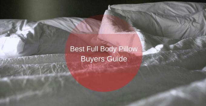 best full body pillow