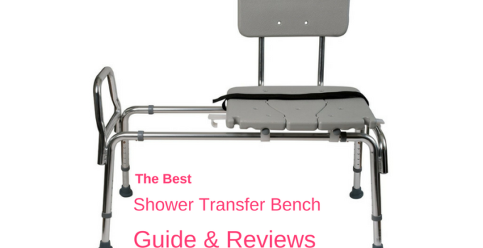 best shower transfer bench