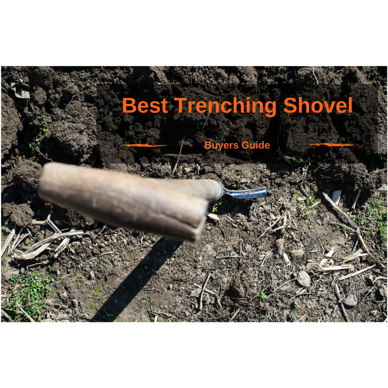 best trenching shovel