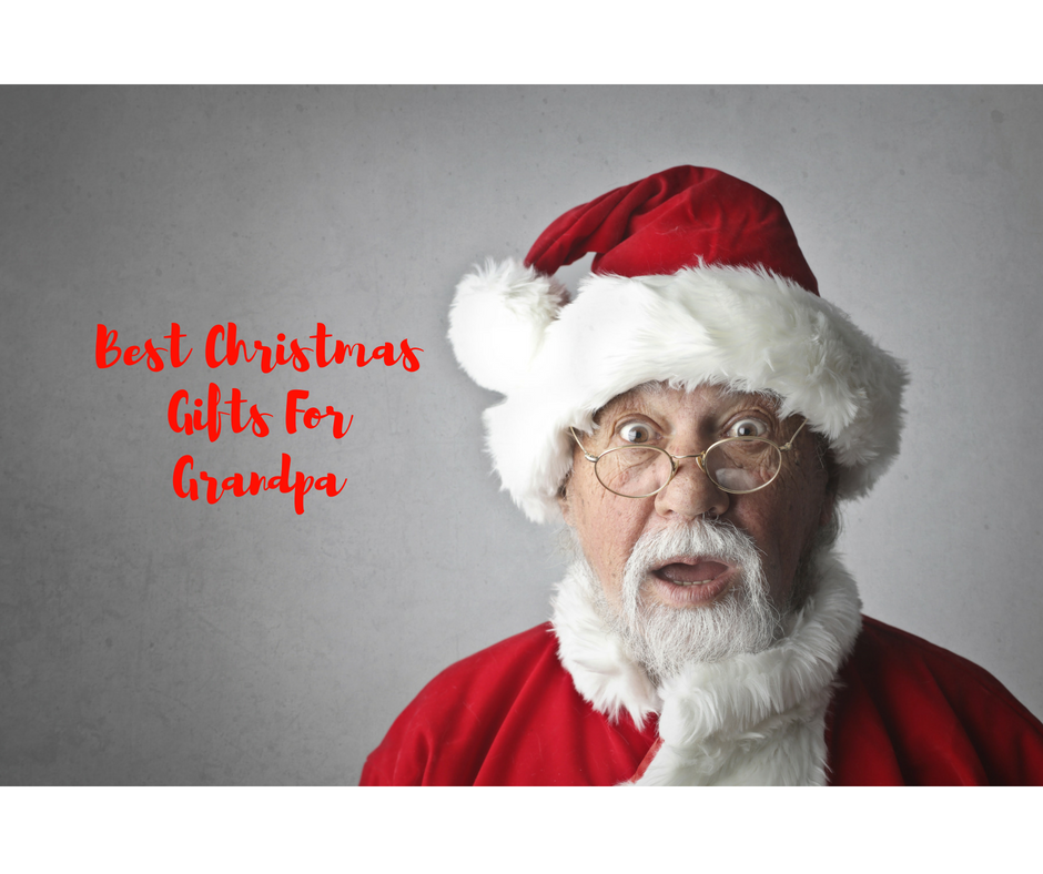 Best Christmas Gifts For Grandpa - 2018 Edition - InTopTen.com