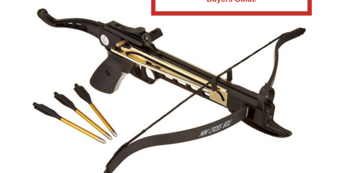 best crossbow pistol