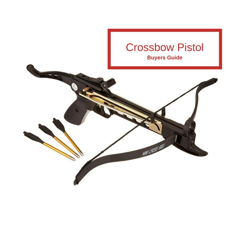 best crossbow pistol