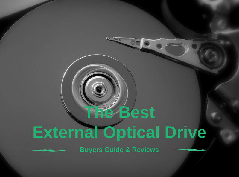 external optical drive