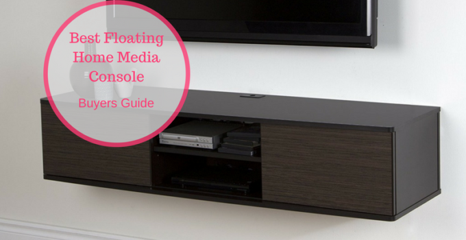 best floating media console