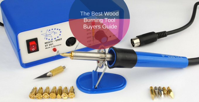 wood burning tool
