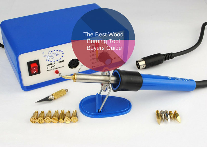 The Best Wood Burning Tools For 2019 - InTopTen com