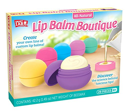 3d359664f6b Best Toys And Gifts For 12 Year Old Girls – Reviewed. SmartLab Toys  All-Natural Lip Balm Boutique