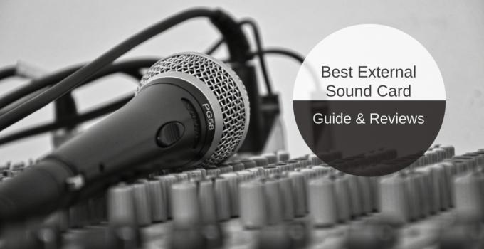 Best External Sound Card