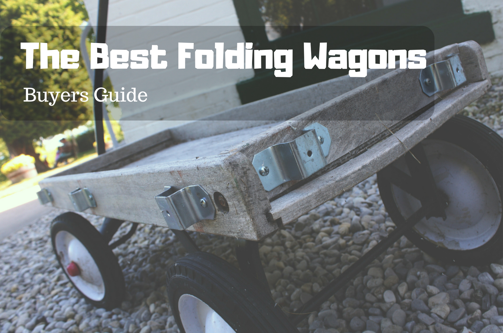 Best Folding Wagons