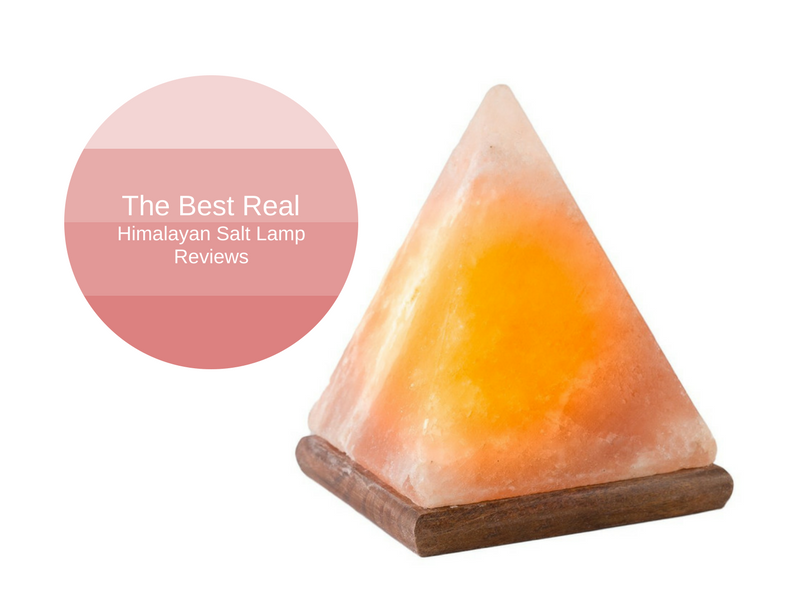 real himalayan salt lamp