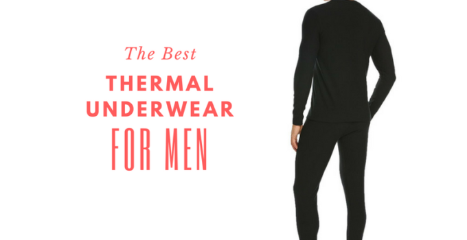 thermal underwear for men