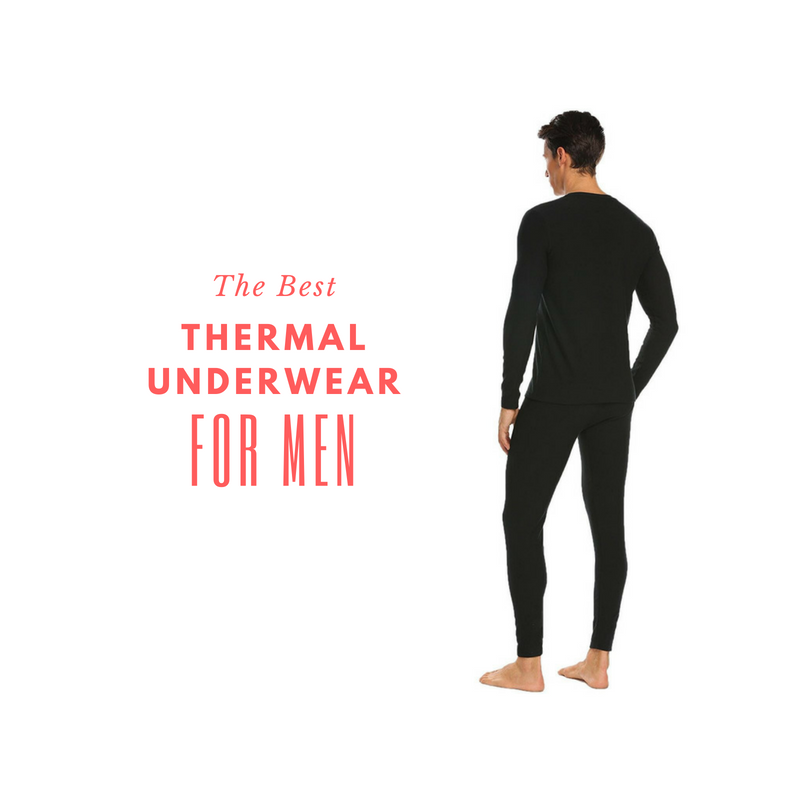 thermal underwear for men