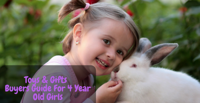 gifts and toys for 4 year old girls