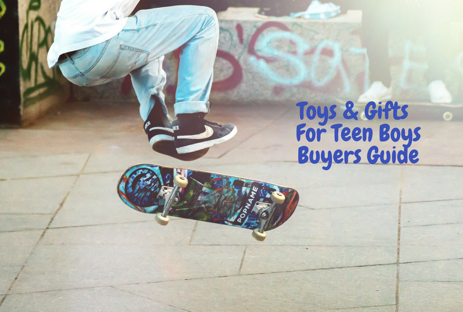 toys and gifts for teen boys