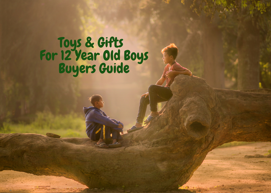 toys and gifts for 12 year old boys