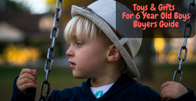 toys and gifts for six year old boys