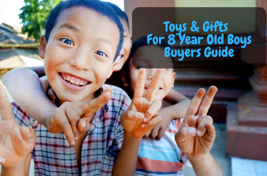 toys and gifts for 8 year old boys