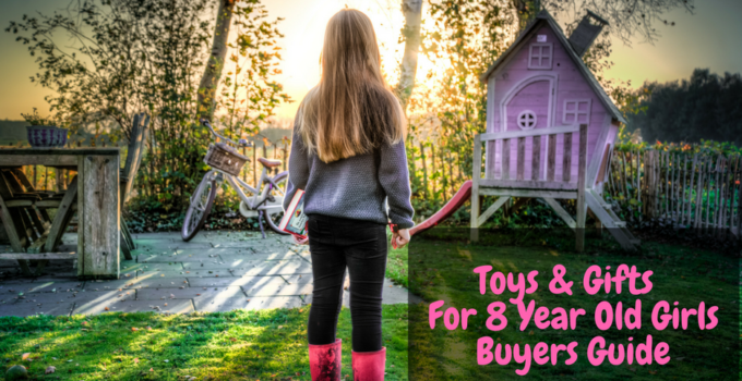 toys and gifts for 8 year old girls