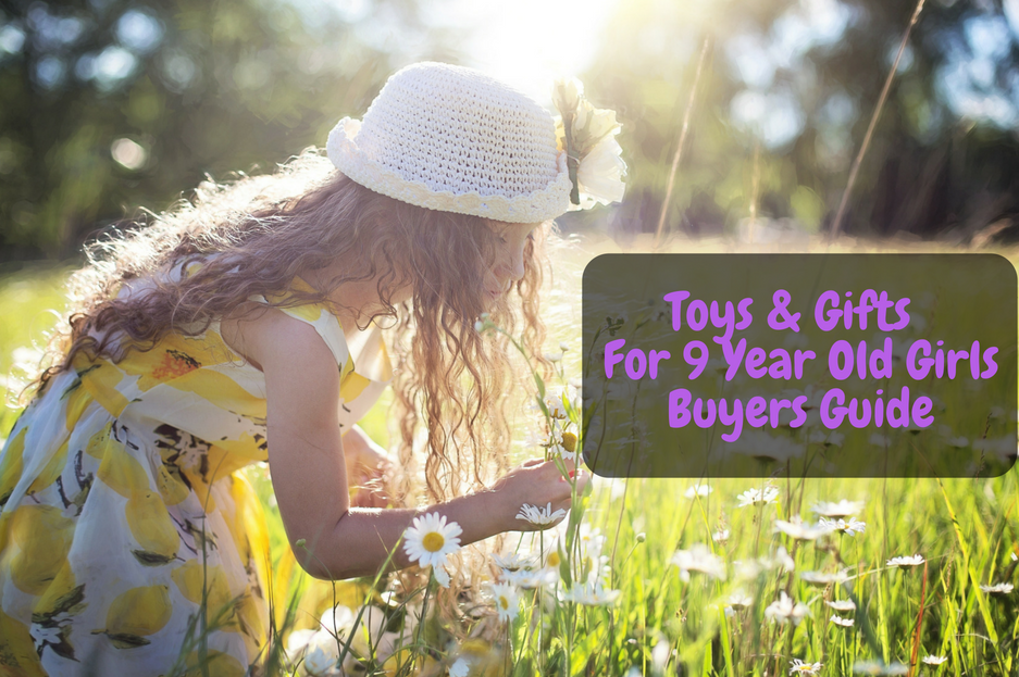 toys and gifts for 9 year old girls