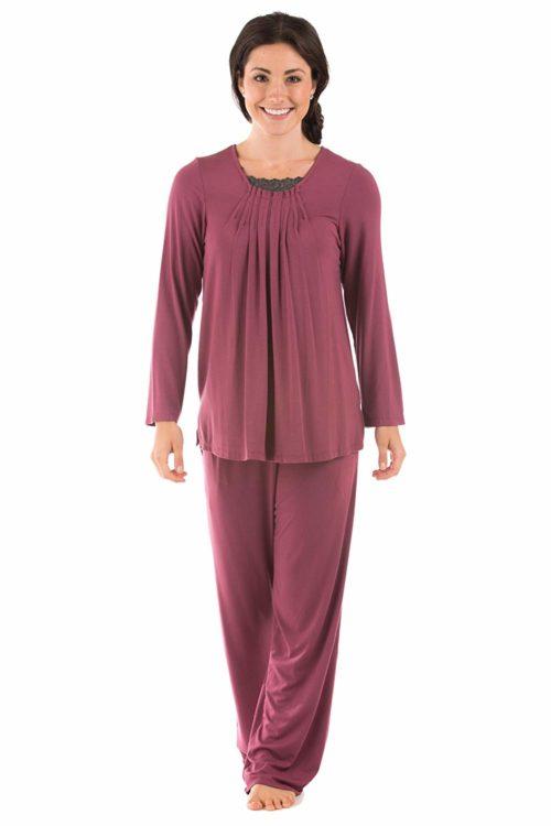 Best Bamboo Pajamas - 2019 - InTopTen.com 11350b5d3