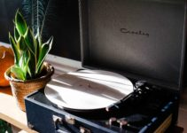 best portable record player